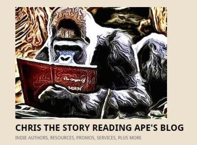 Chris the Story Reading Ape