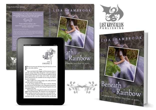 Beneath the Rainbow Art © Lisa Shambrook and Blue Harvest Creative