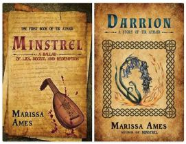 Minstrel and Darrion