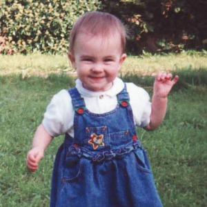 1. Rebekah 16mnths Oct 1994