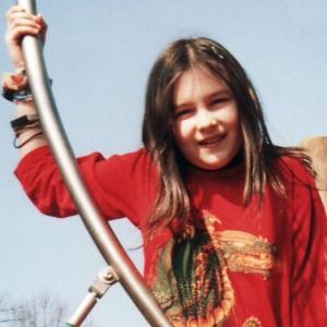 11. Rebekah 11 Howletts april 2005