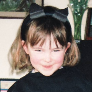 4. Rebekah 3 cat, march 1997