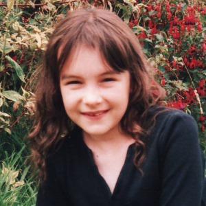 9. Rebekah 9  fucshia Aug 2002