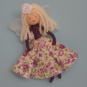 Bendy Doll Fridge Magnet - Troodlecraft