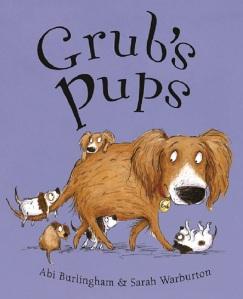 Grub's Pups Abi Burlingham