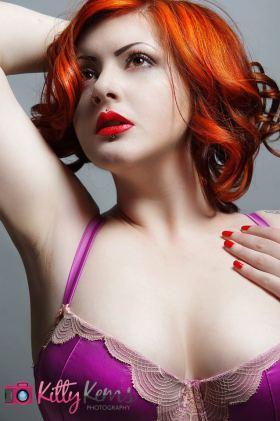 Model Abi Rose Photographer Kitty KEMS Photography Hair Owen Hair Follicle-Genius Roberts