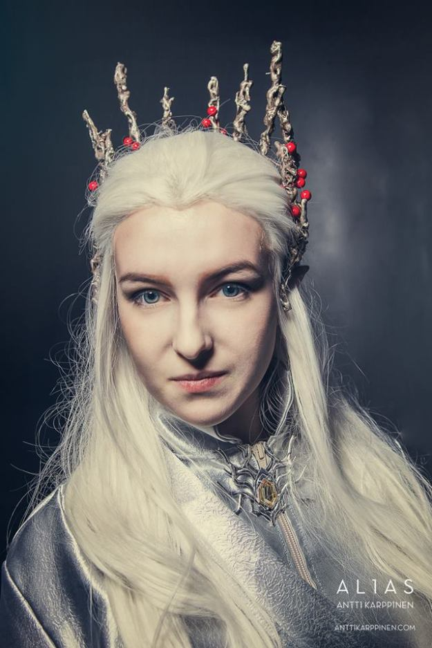 Bekah - Thranduil by Antti Karppinen Photography, Alias Creative Nov 2014