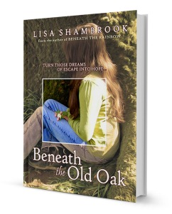 Beneath the Old Oak - Book Render
