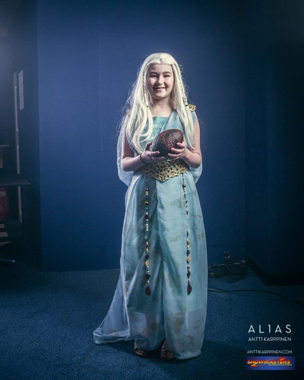 Daenerys cosplay, cardiff comic con, Antti Karppinen Photography Alias Creative
