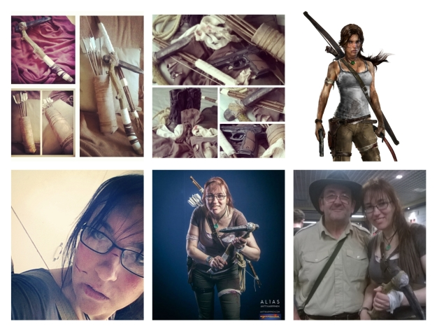 lara croft tomb raider 2013, lara croft, cosplay, the last krystallos,