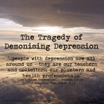 the tragedy of demonising depression, germanwings crash, air crash, depression,