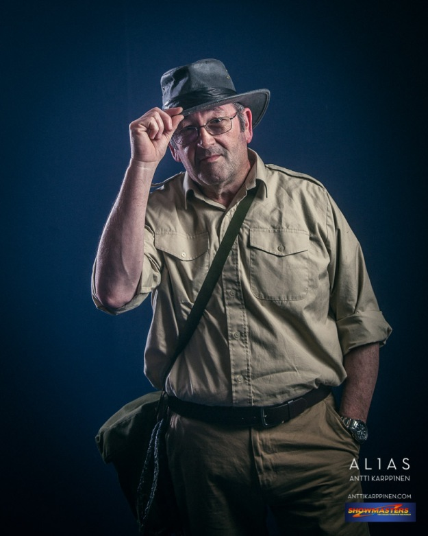 indiana Jones cosplay, cardiff comic con, Antti Karppinen Photography Alias Creative