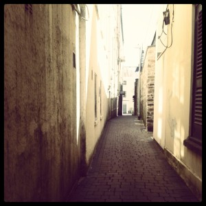 alley, the last krystallos,