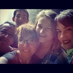 My family © Lisa Shambrook