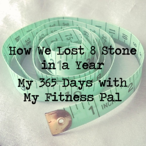 how we lost 8 stone in year, my 365 days my fitness pal, last krystallos, losing weight, weightloss,