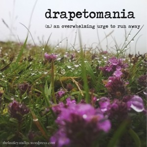 drapetomania running away, drapetomania, the urge to run away, the last krystallos,