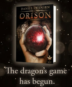 orison, the dragon's game has begun, daniel swensen,