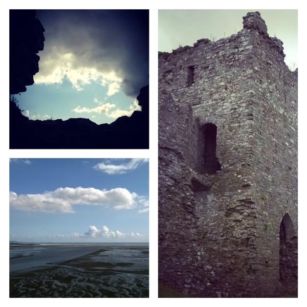 LLansteffan Castle © Lisa Shambrook