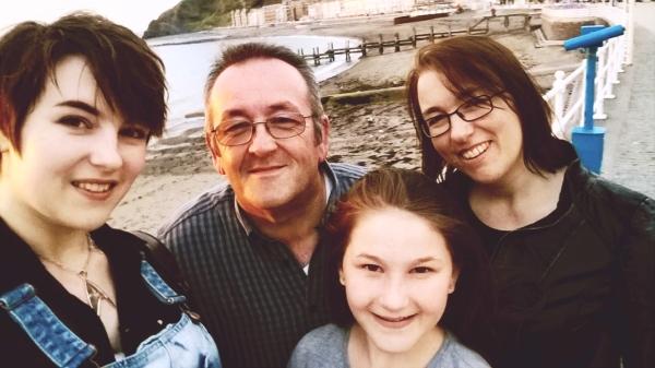Shambrook Family Selfie (sans Dan who's in Canada!) © Bekah Shambrook