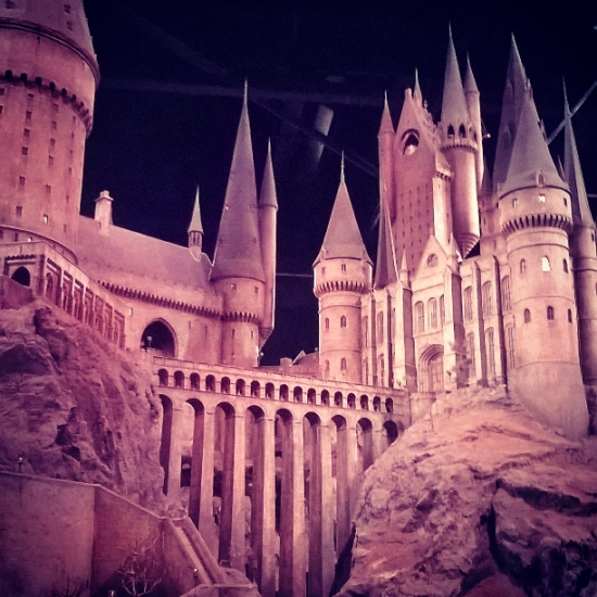 Hogwarts © Lisa Shambrook
