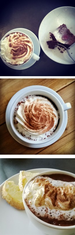 Calon Hot Chocolate © Lisa Shambrook