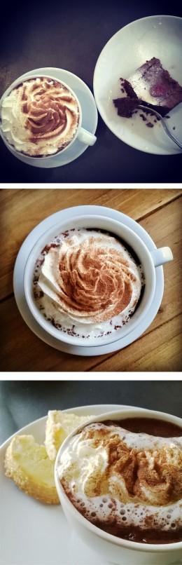 Calon Hot Chocolate © Lisa Shambrook
