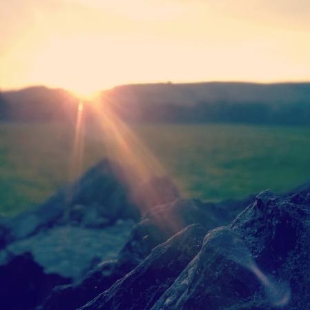 carmarthen sunset, the last krystallos,