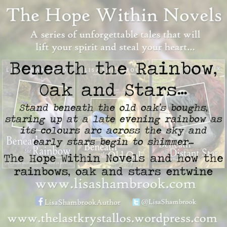 The Hope Within Novels BLOG post