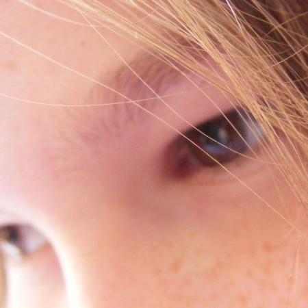 Caitlin eye