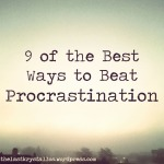 9 of the Best Ways to Beat Procrastination - The Last Krystallos