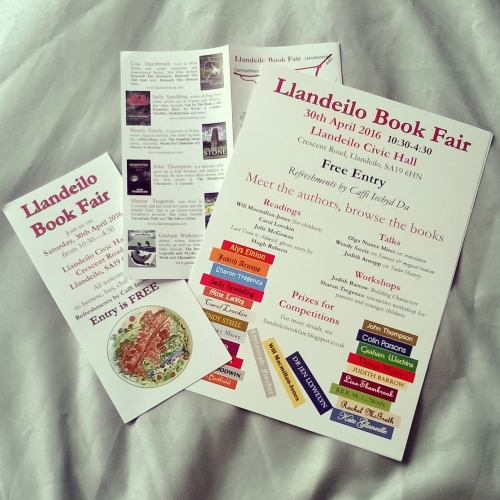 llandeilo book fair 2016