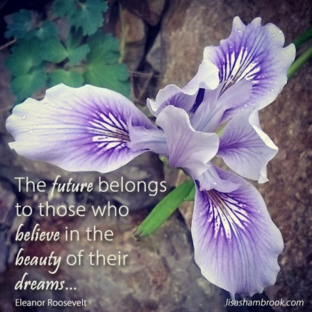 the-future-belongs-to-those-who-believe-in-the-beauty-of-their-dreams-eleanor-roosevelt-lisa-shambrook
