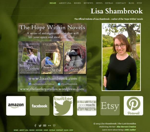 website-lisa-shambrook