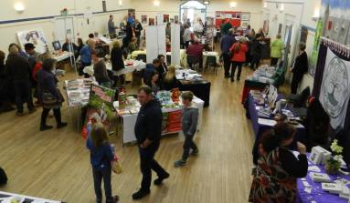 Llandeilo Book Fair 2016 photo by Graham Watkins