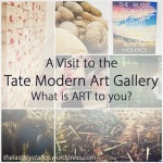 A Visit to the Tate Modern Art Gallery - The Last Krystallos - What is Art to you...