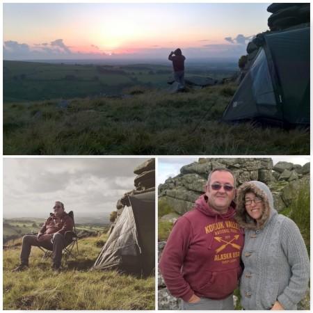 Vince-lisa-camping-dartmoor-the-last-krystallos-aug-2016
