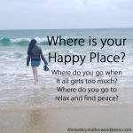 Where is your Happy Place - Lisa Shambrook - The Last Krystallos