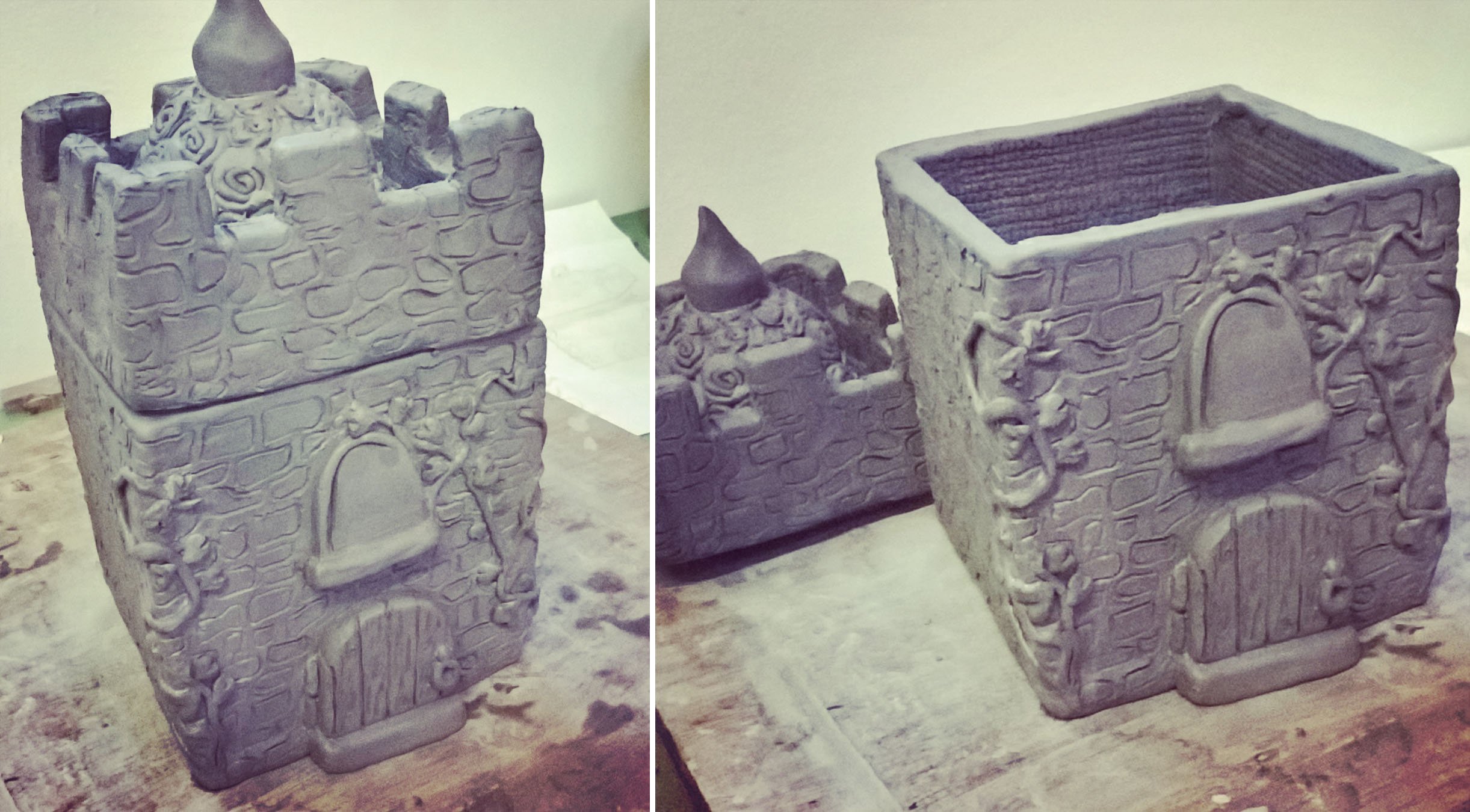 clay-castle-tower-box-lisa-shambrook-greenspace-carers-nov-2016