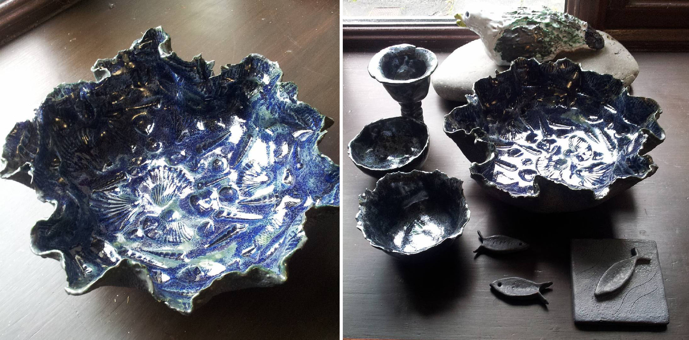 ruth-westhoffs-shell-bowl-and-pottery-greenspace-carers-sept-dec-2016