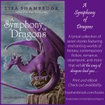 A Symphony of Dragons - Lisa Shambrook - Purple Ad lower