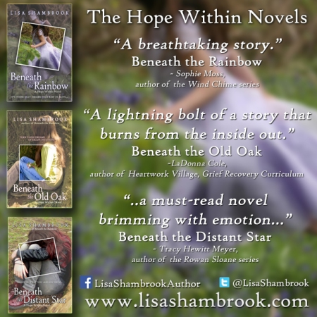 The Hope Within Novels and Review Quotes Lisa Shambrook