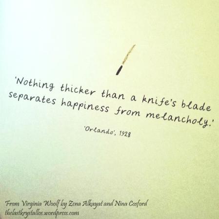 Mental Health Awareness - the last krystallos -happiness-and-melancholy-virginia-woolf