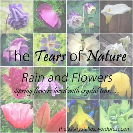 The Tears of Nature – Rain and Flowers - The Last Krystallos