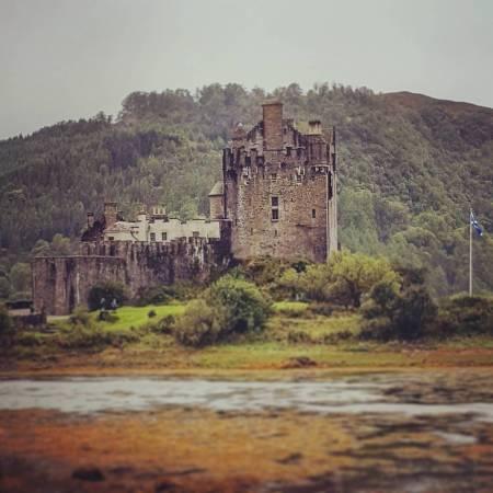 Eilean Donan Castle - The Last Krystallos