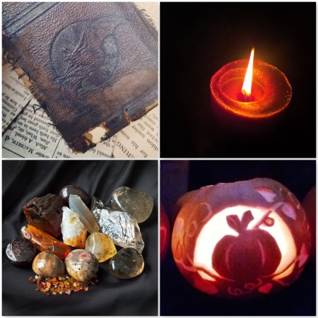 Loving Autumn - Halloween Candles Colours - The Last Krystallos