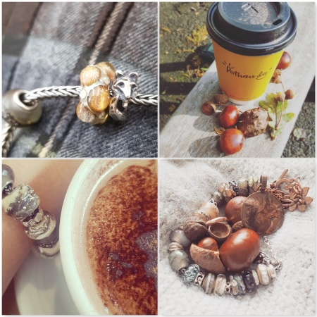 Loving Autumn - Hot Chocolate Jewellery - The Last Krystallos