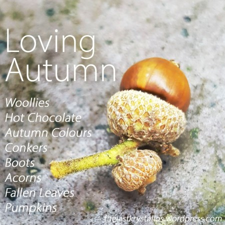 Loving Autumn - The Last Krystallos