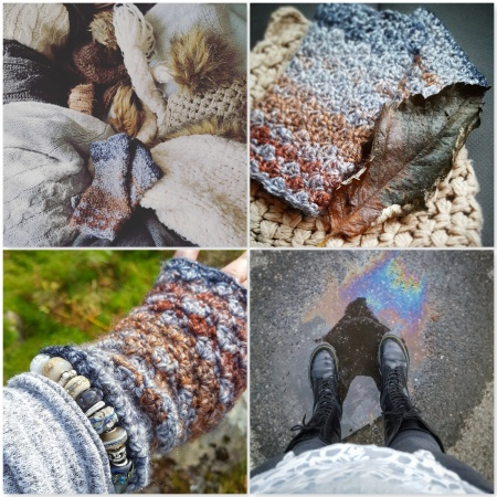 Loving Autumn - Winter Woollies Boots - The Last Krystallos