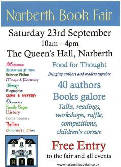 Narberth Book Fair 2017