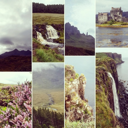 Skye Ridge - Fairy Pools - Eilean Donan - Heather - Fairy Pools - Kilt Rock Waterfall - The Last Krystallos